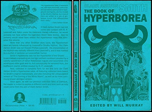9780940884878: The Book of Hyperborea