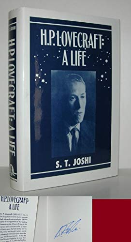 H. P. LOVECRAFT: A LIFE: Joshi, S. T.