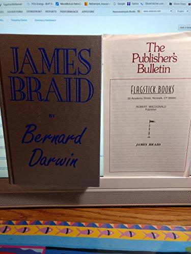 9780940889590: James Braid (Flagstick Books)