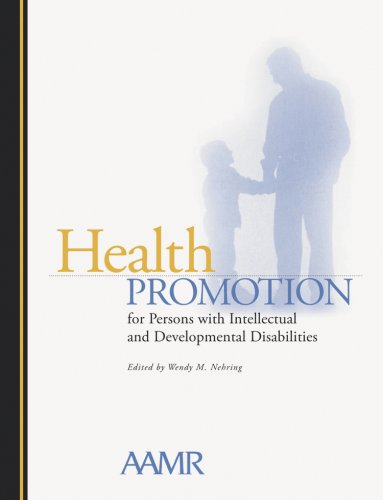 9780940898912: Health Promotion for persons with Intellectual and Developmental Disabilities: The State of Scientific Evidence