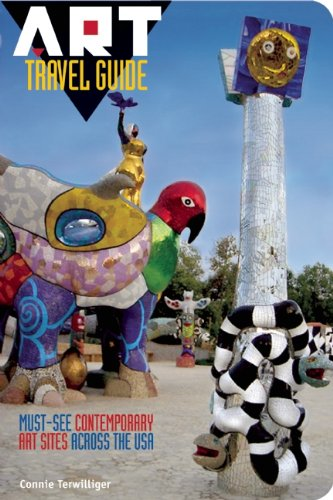 9780940899568: Art Travel Guide: Must-see Contemporary Art Sites Across the USA