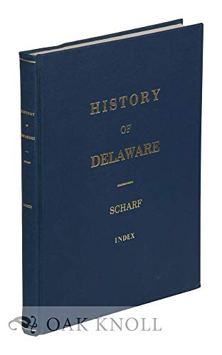Index to Scharf's History of Delaware, : F. Edward Wright
