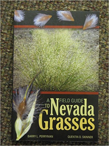 9780940936997: Field Guide to Nevada Grasses