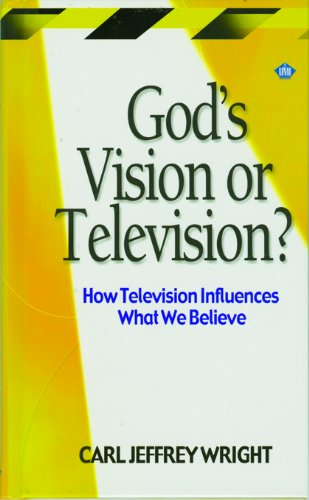 9780940955912: God's Vision Or Television Leaders Guide
