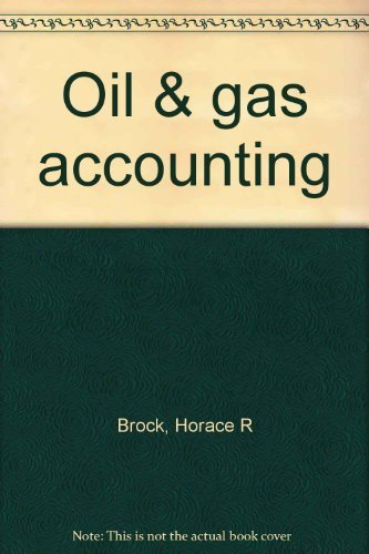 9780940966062: Oil & gas accounting