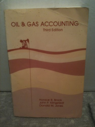 9780940966123: Oil & gas accounting