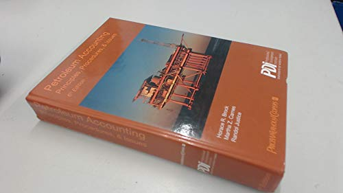 9780940966260: Petroleum Accounting: Principles, Procedures & Issues, 6th edition