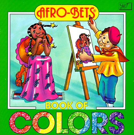 9780940975286: Afro-Bets: Book of Colors