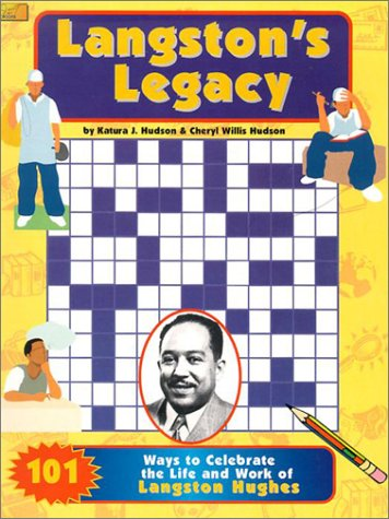 9780940975996: Langston's Legacy: 101 Ways to Celebrate the Life and Work of Langston Hughes