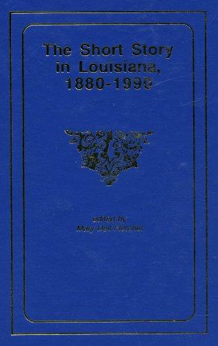 9780940984844: The Short Story in Louisiana, 1880-1990