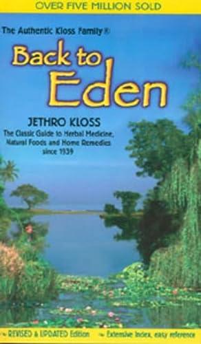 9780940985094: Back To Eden