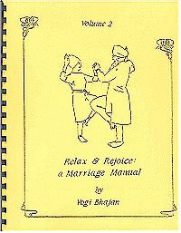 9780940992030: Relax & Rejoice: A Marriage Manual, Volume 2