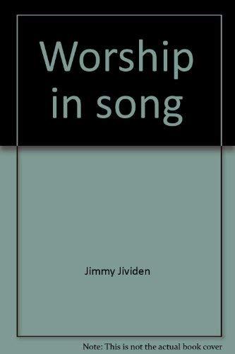 Worship in song: Jimmy Jividen