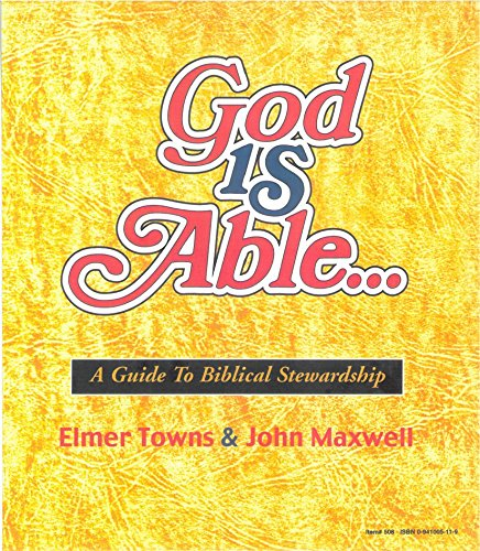 9780941005111: God is Able: A Stewardship Education Program