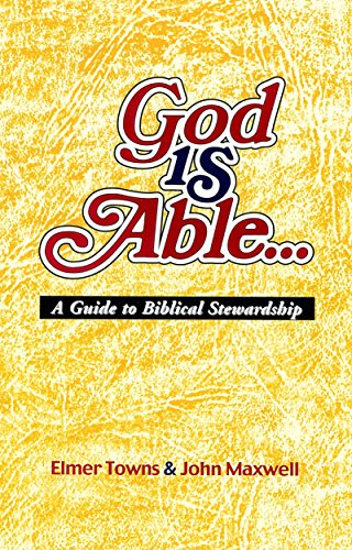 9780941005210: God Is Able