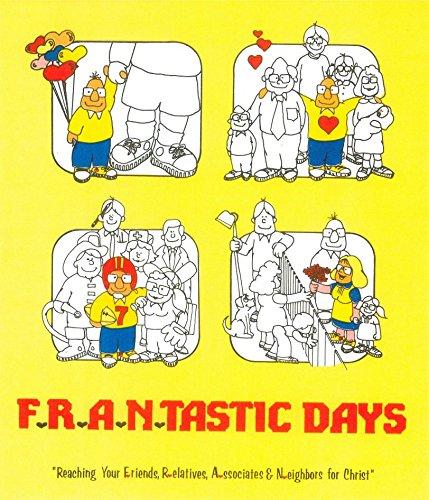 9780941005227: Frantastic Days