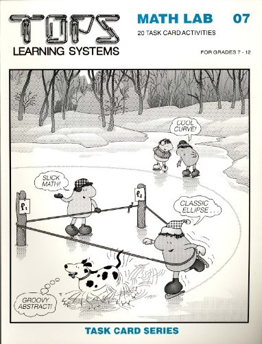 TOPS Learning Systems Math Lab (Task Card Series, 07): Marson, Ron