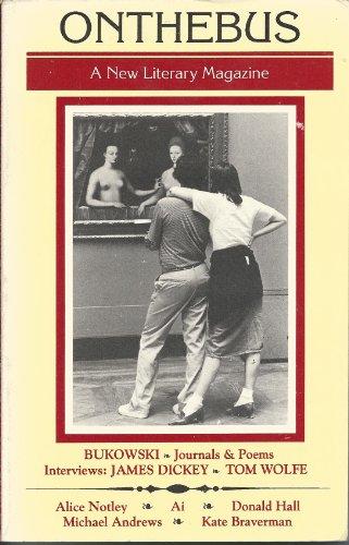 Onthebus-Winter 93/Spring 94-Issue 13 (Onthebus- A New: Charles Bukowski; James
