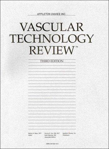9780941022156: Vascular Technology Review