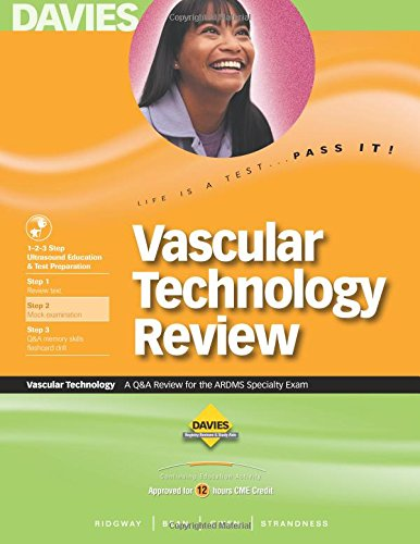 9780941022194: Vascular Technology Review: A Q&A Review for the ARDMS Vascular Technology Exam