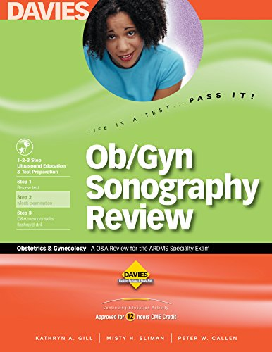 9780941022538: Ob/Gyn Sonography Review: A Review for the Ardms Obstetrics & Gynecology Exam