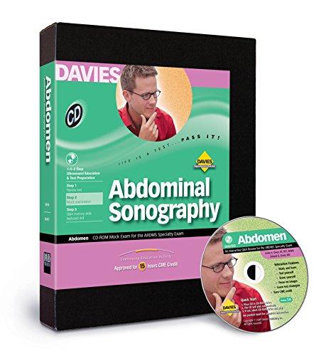 Abdominal Sonography CD-ROM Mock Exam: Cindy A. Owen,