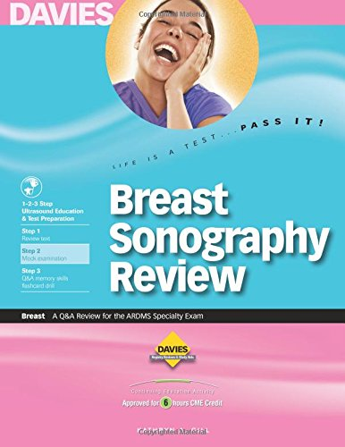 9780941022750: Breast Sonography Review