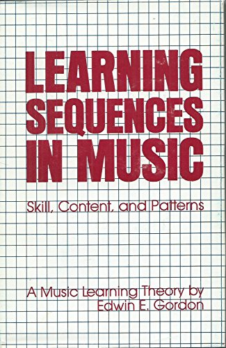 9780941050159: Learning Sequences in Music: Skill, Content, and Patterns