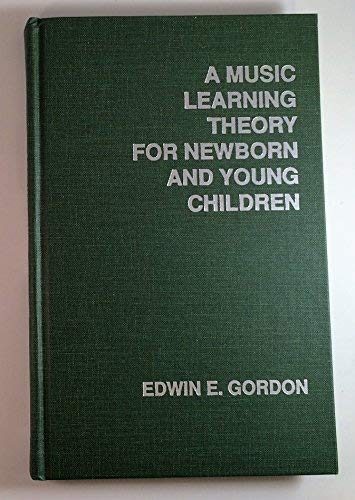 9780941050234: A Music Learning Theory for Newborn and Young Children