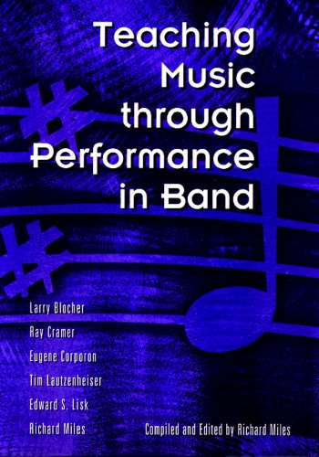 9780941050937: Teaching Music Through Performance in Band, Vol. 1