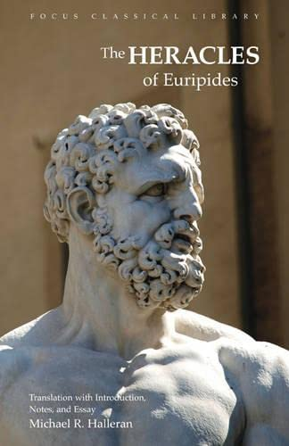 Heracles: Euripides, Michael R.