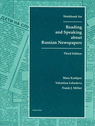 Workbook for Reading & Speaking About Russian: Frank Miller; Mara