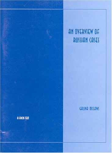 9780941051330: An Overview of Russian Cases (Russian Edition)