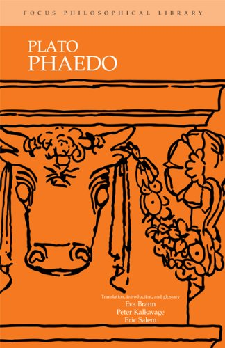 9780941051699: Plato's Phaedo