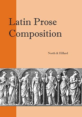 9780941051910: Latin Prose Composition (Focus Classical Texts)