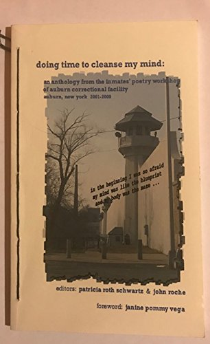 9780941053846: Doing Time to Cleanse My Mind: An Anthology From the Inmates' Poetry Workshop of Auburn Correctional Facility