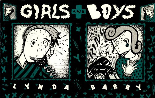 Girls and Boys (Signed By Author): Barry, Lynda