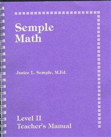 Semple Math, Level 2