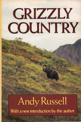 Grizzly Country (0941130126) by Russell, Andy