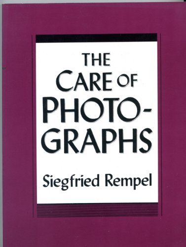 9780941130486: Care of Photographs