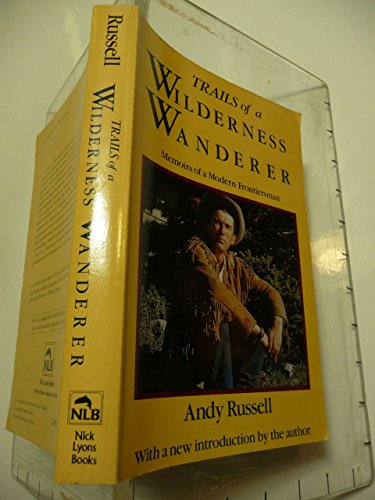9780941130936: Trails of a Wilderness Wanderer