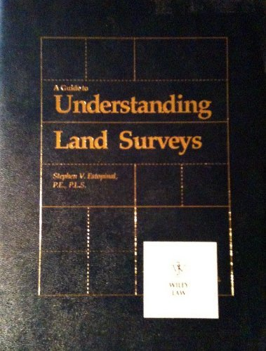 9780941161428: A guide to understanding land surveys