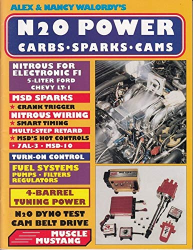 N2O Power carbs sparks cams: Walordy's, Alex & Nancy
