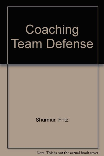 9780941175265: Coaching Team Defense