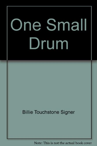 9780941186001: One small drum
