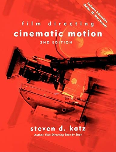 9780941188906: Cinematic Motion: Film Directing : A Workshop for Staging Scenes