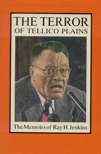 The Terror of Tellico Plains : The: Ray H. Jenkins;