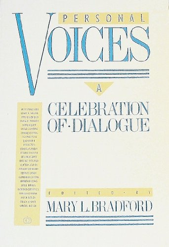 Personal voices: A celebration of Dialogue: Lowell Bennion, Edward