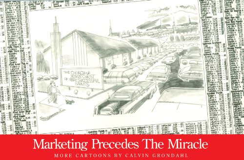 9780941214636: Marketing Precedes the Miracle: More Cartoons