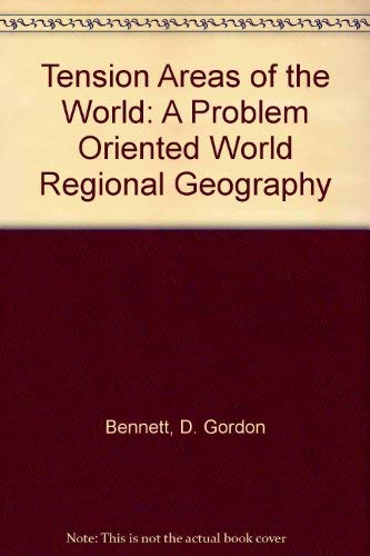 Tension Areas of the World: A Problem Oriented World Regional Geography